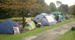Anti-capitalist group 'Occupy Bournemouth'