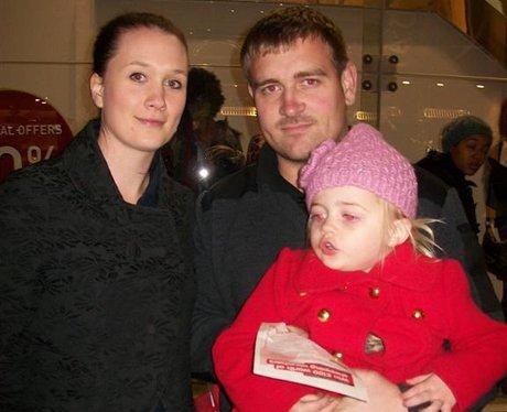Winning With Heart in Princesshay Late Night Shopp