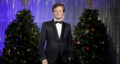 Colin Firth wax figure