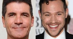 simon cowell and will young