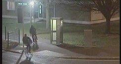 Oasis bar burglary