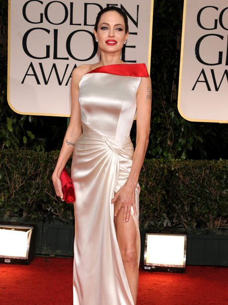 Angelina Jolie Best Dressed Golden Globes