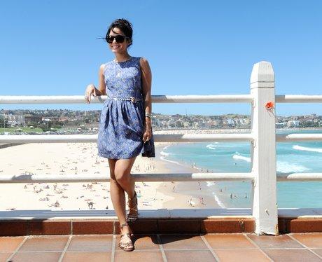 Vanessa Hudgens in Sydney
