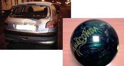 Bowling Ball Attack
