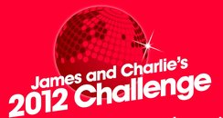 James and Charlie's 2012 Challenge logo