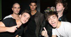 The Wanted Live in LA