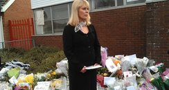 Executive Head of Portchester School, Debbie Godfr
