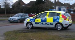 Hampshire Police have put on extra patrols in Millbrook