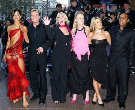 S Club 7's Best Moments - Pictures, Heart