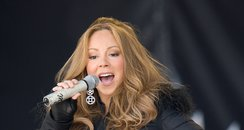 Mariah Carey Live in Austria