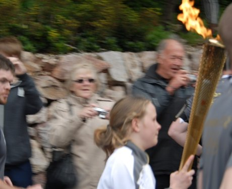 The Flame in Devon