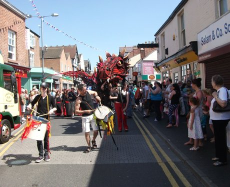Brook Street Carnival, Chester