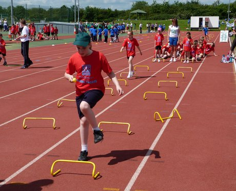 Cambridgeshire Schools Sports Day