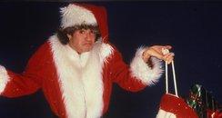 Wham dress up for Christmas