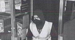 Borehamwood knifepoint newsagent robbery