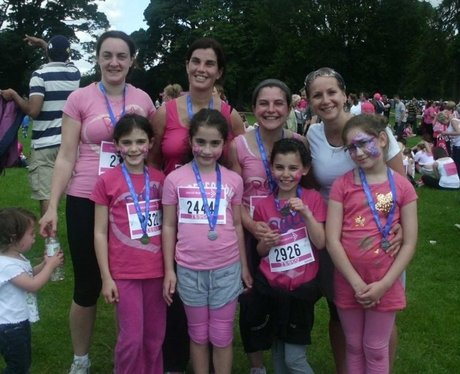 St Albans Race For Life - After the Race