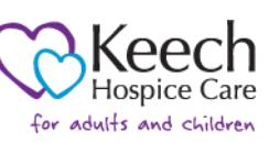 Keech Hospice Logo