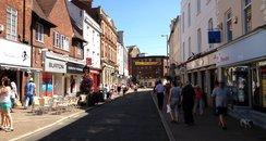High Street Tiverton