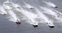 Mike Lovell was killed in a powerboating race