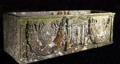 The stone coffin fetched nearly £100,000