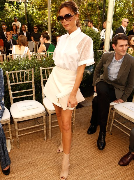 Victoria Beckham at the CFDA/Vogue Fashion Fund Event