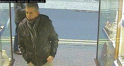Billericay Jewellery Theft