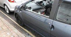 Broken Into Car