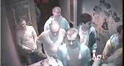 Possible witnesses to broken jaw