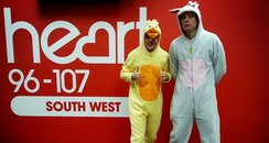 Onsie Wednesday - Matt & Producer Boy Josh