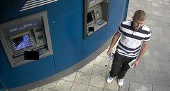 torquay cash point thief