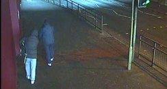 Basingstoke Robbery CCTV