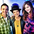 JK Lucy and Bruno Mars
