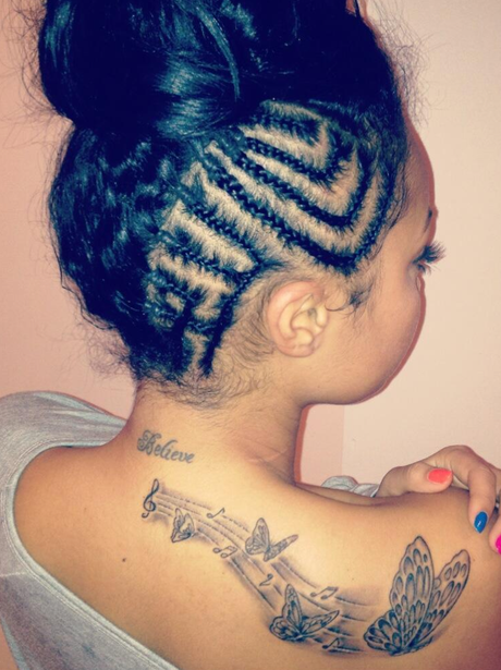Little Mixs Leigh Annes New Tattoo
