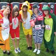 Fancy Dress - Windsor Race for Life 1/06/2013