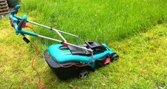 Lucy's Lawnmower