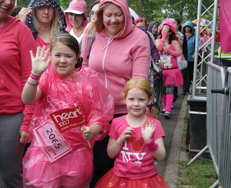 The gorgeous Ladies from Solihull Race for Life