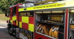Hertfordshire Fire Generic