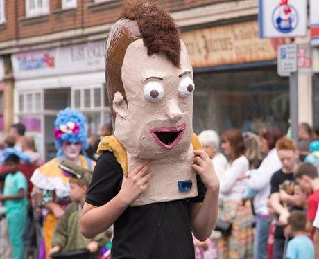 Felixstowe Carnival 2013
