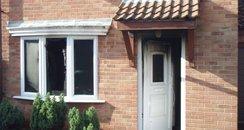 Nuthatch Close Weymouth house fire