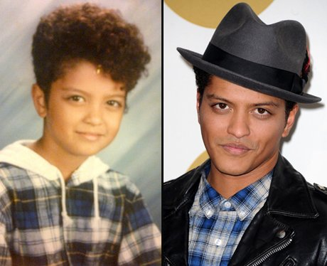 Celebrity then and now trivia