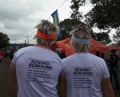 Rewind Festival 2013: It was Acceptable in the 80s