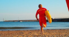 Littlehampton lifeguard