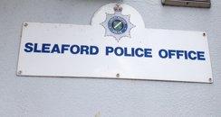 Sleaford Police Station