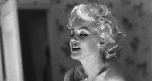 Marilyn Monroe in a new Chanel No 5 advert