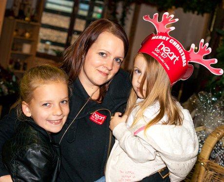 Redhouse Christmas Barn 2013