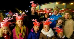 Heart Angels: Hitchin Christmas Lights (22nd Novem