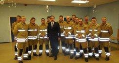 David Cameron in Wells