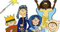 Nativity Cartoon