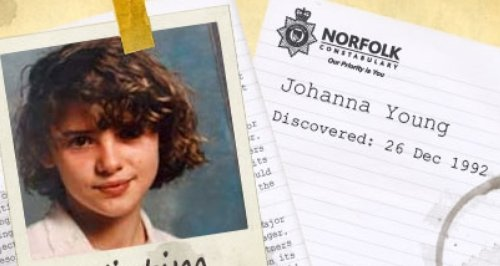 Murdered Norfolk teenager Johanna Young