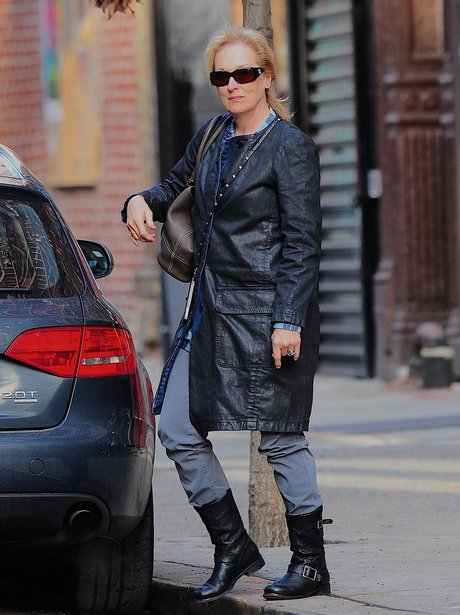 meryl streep in new york